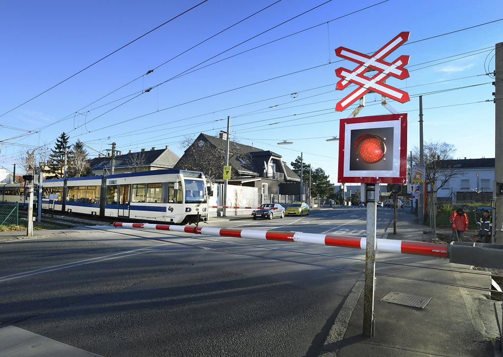 Badner Bahn der Wiener Lokalbahnen