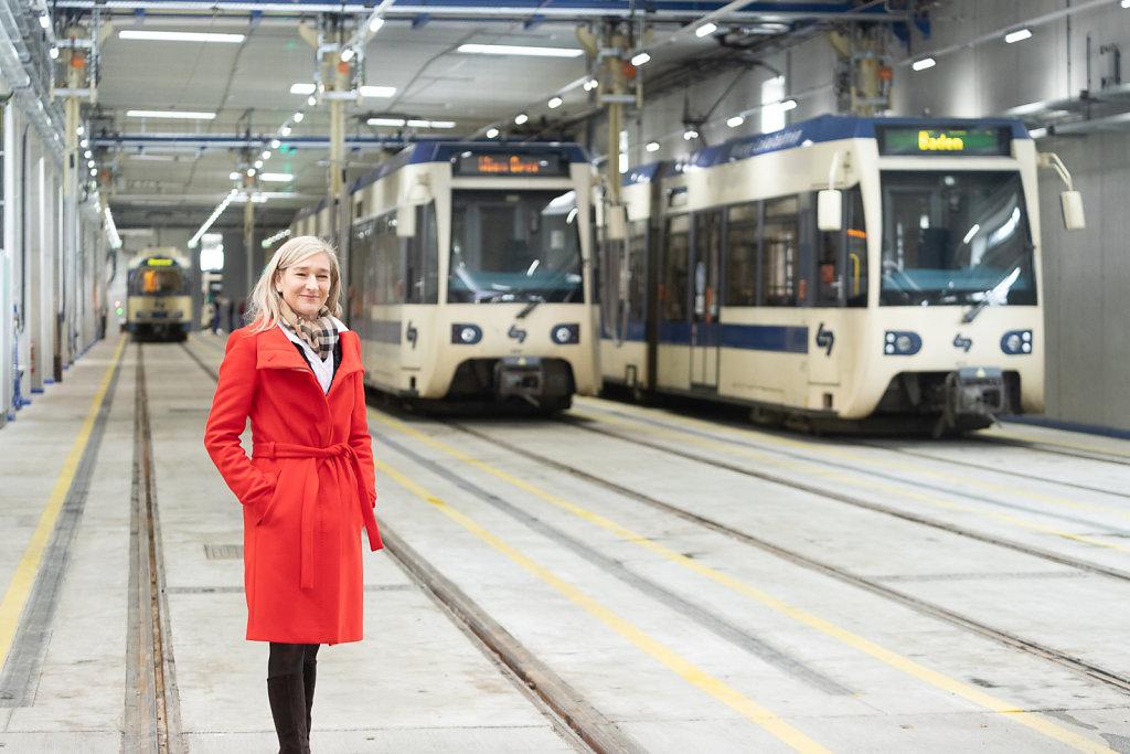 Geschäftsführerin Monika Unterholzner