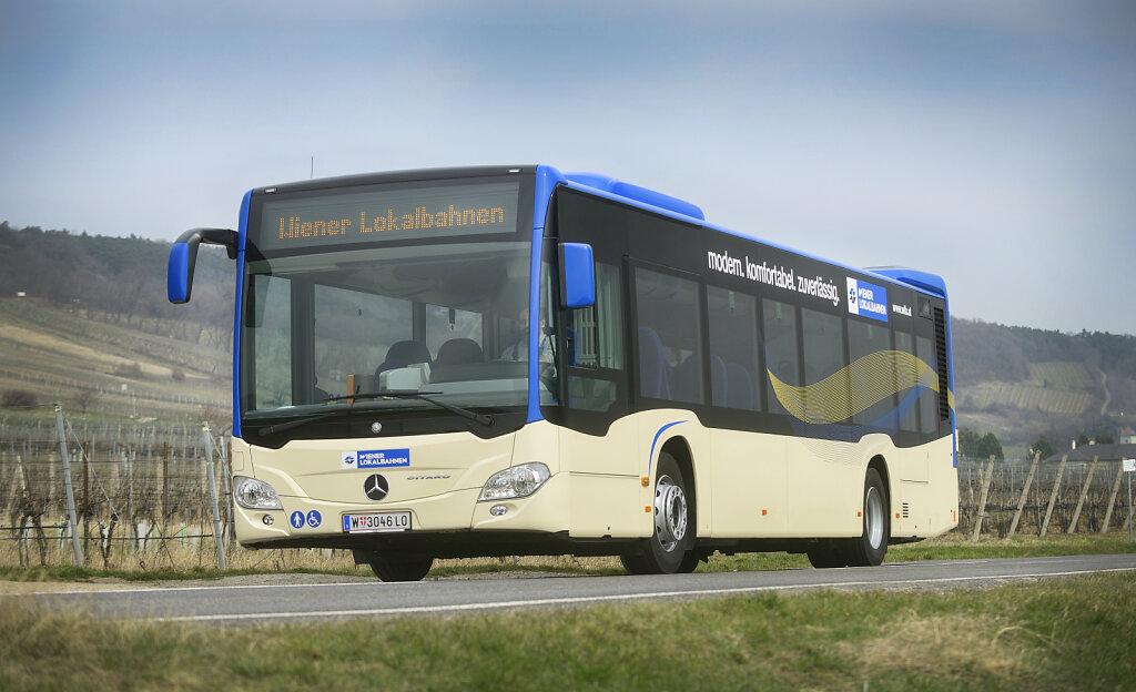 Imagebild Busbetrieb