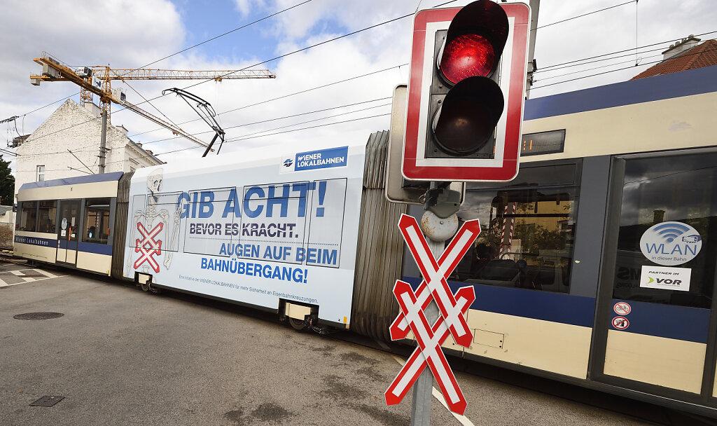 Initiative für Sicherheit an Eisenbahnkreuzungen