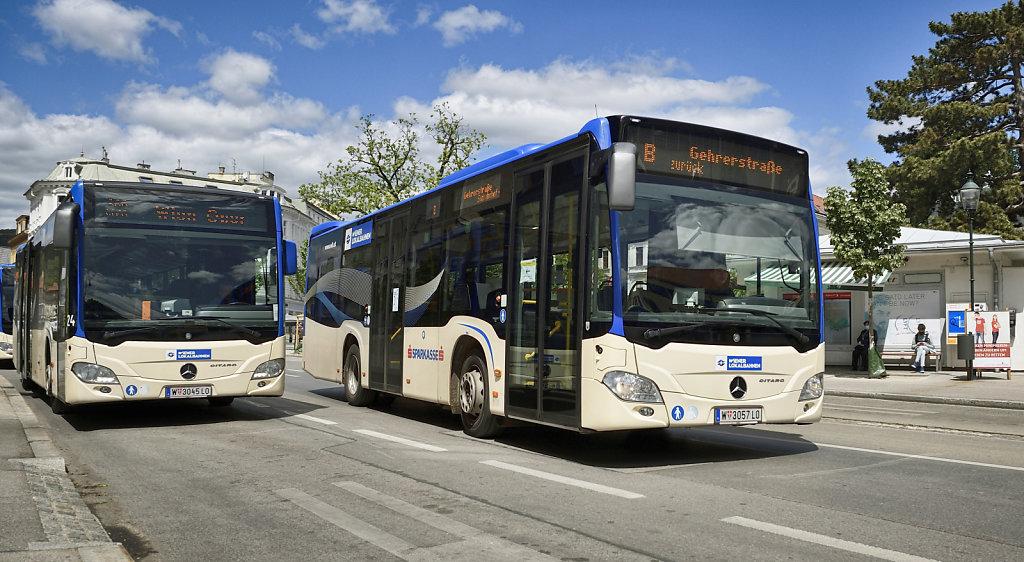 Wiener Lokalbahnen / Busbetrieb