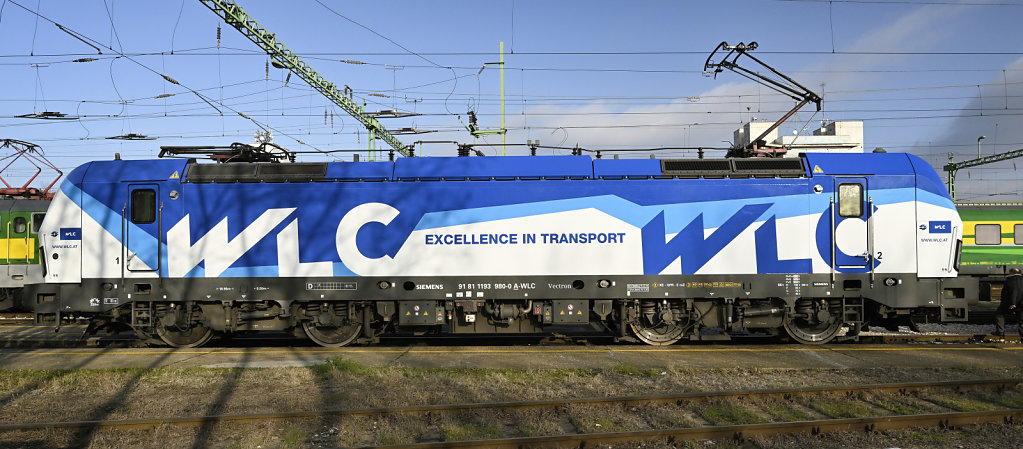 WLC-Lokomotive