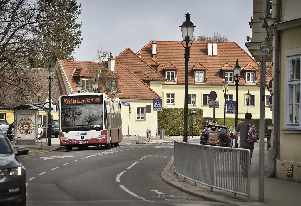 Autobuslinie 16A